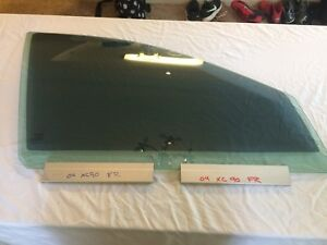 03 - 14 Volvo XC90 Front Right Passenger Door Window Glass