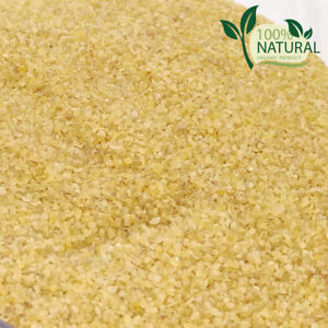 Organic Cracked Bulgur Wheat Fine Grain Fiber Non-Gmo From Israel Kosher Food