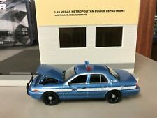 Ford Crown Victoria 2010 Seattle Police  (1/64)
