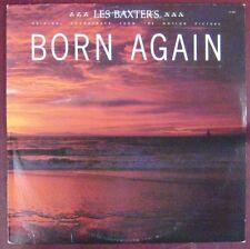 Born again 33 tours Les Baxter 1978