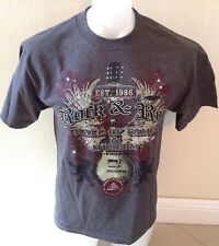 Rock & Roll Hall of Fame T Shirt with List of Inductees Size M