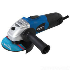 "650w Electric Grinding Angle Grinder 4.5"" 115mm Silverline"