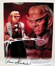 Autografi collezionabili di Start Trek