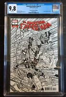 Amazing Spider-Man #1 1:2000 Remastered Erik Larsen Sketch Variant CGC 9.8