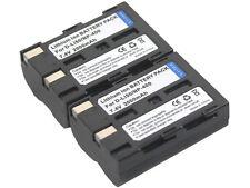 New 2X D-li50 l150 Battery for K10 K10D K20D Minolta DiMAGE A1 Sigma SD15 Dli50