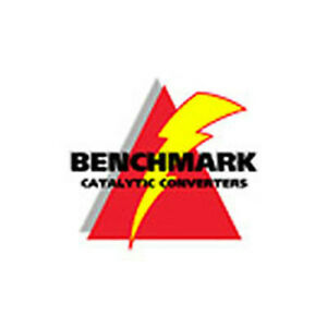 Catalytic Converter and Pipe Assembly Rear Benchmark BEN20015B
