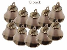 10 x Parrot Bird Toy Liberty Bell Hook Stainless Steel 304 Small