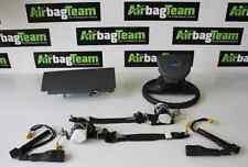 Jeep Liberty 08 - 14 Airbag Kit Drivers Passenger & Cover Seatbelts Tensioners