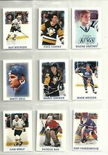 1988-89 O-PEE-CHEE 46-card MINI ALL STAR Hockey Set  Gretzky  Lemieux,  Roy  ++