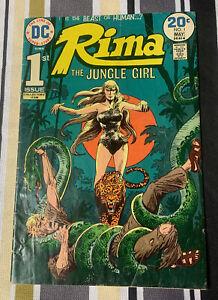 Rima The Jungle Girl #1 - DC Comics