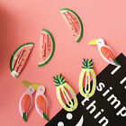 2/10Pcs Cute Drip Hair Clips Kids Fruit Hairpins For Baby Kids Girls Toddler