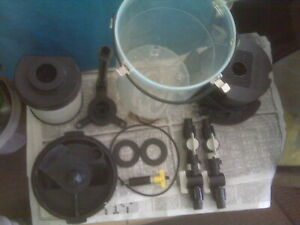 Marineland Magnum 350 Canister Filter USED- Pre Owned Hard To FIND!!!!!