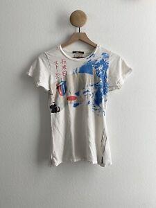 Rare TRUNK Ltd Rolling Stones T-Shirt Size Small