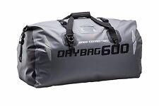 Sacoche de selle Sw-Motech  Drybag 600. 60 l. Gris/Noir. universel Moto