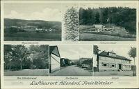 Ansichtskarte Allendorf Kreis Wetzlar (Nr.9555)