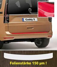 Ladekantenschutz Lackschutzfolie transparent VW Caddy 5 ab 2020  150 µm