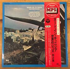 George Gruntz - Noon In Tunisia JAPAN LP (w/ OBI) Gatefold 1967 RARE