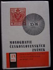 Tschechien/Tschechoslowakei: Monografie Cesloslovenskych Znamek, 13. Dil, 1975