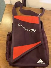 Adidas Purple London 2012 Olympics Satchel Bag