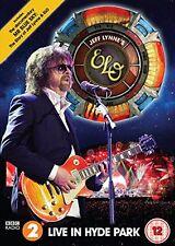 JEFF LYNNE'S ELO LIVE AT HYDE PARK DVD NEW RELEASE SEPTEMBER 2015 (E.L.O.)