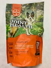 New listing Bayer Synovi G4 Joint Health Soft Chews Dogs All sizes 120 ct Chicken Exp:03/21