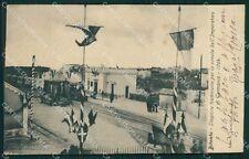 Bari Bitonto Stazione cartolina XB3309