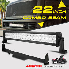 22INCH 280W CREE LED Light Bar Mount Bracket For Ford F-350 Super Duty 2011-2016