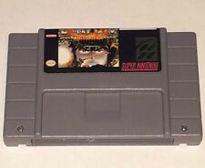 Metal Max Returns - game For SNES Super Nintendo - Vehicle combat role playing