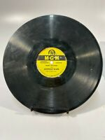 Antique  78 RPM Record MGM Hank Williams Never Again Lovesick Blues