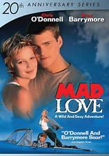 Mad Love (DVD, 2015, 20th Anniversary) - NEW!!