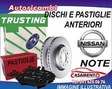 Si Adatta Nissan Serena C25 2.0 ORIGINALE OE TEXTAR PASTIGLIE FRENO A DISCO POSTERIORE SERIE