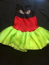 NEW Marvin the Martian Childs Costume Size L (12-14) Halloween