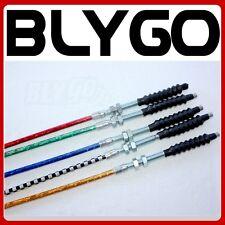 Color 1200mm 100mm Clutch Cable 150cc 160cc 200 250cc PIT PRO QUAD DIRT BIKE ATV
