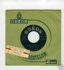 45 RPM SP NUNZIO GALLO PIOVE / LUCIANO TAJOLI FESTIVAL SAN REMO 1959