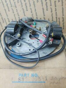 Vintage Chrysler Outboard Stator Plate & Ignition Coils 338095-1 F338095 NOS