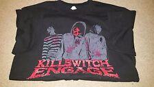 Killswitch Engage Zombie Metal Rock Music T-Shirt