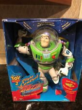 Toy Story 2 Flight Control Buzz Lightyear-Mattel-NIB box issues see pictures
