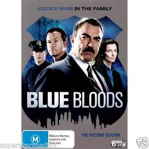 Blue Bloods : Season 2 : NEW DVD