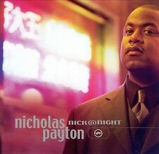 1 CENT CD Nick@Night - Nicholas Payton