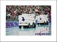 "Artistic Zamboni® Lillehammer Olympics 18"" x 24"" Poster - Clearance Priced"