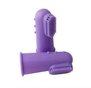 Dog toothbrush Clean Teeth Finger Brush Cat Toothbrush Puppy Dental Care Gums