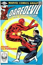 Daredevil 183 Bronze Age Punisher UK Variant  (SB5)