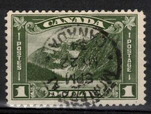 CANADA Scott 177 Used ## 1 cent start ##
