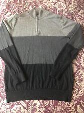 Rohan Men's Extrafine Merino Knitted Zip Size Small