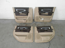 Longhorn Door Panel Set Crew Cab 2016 15 16 17 18 Ram 1500 Eco Diesel #9833