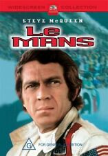 LE MANS  - STEVE MCQUEEN - NEW & SEALED REGION 4  D3216