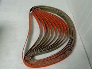 60 Length Coarse Grade VSM 136809 Abrasive Belt Pack of 10 6 Width 6 Width 60 Length VSM Abrasives Co. Cloth Backing Blue Zirconia 36 Grit