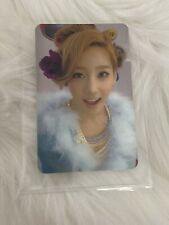 Snsd TaeyeOn Taetiseo TTS Twinkle Official Photocard Card Kpop Girls Generation