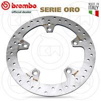 BREMBO 68B407C0 DISCO FRENO POSTERIORE SERIE ORO PER BMW R 1200 GS ABS 2004/09