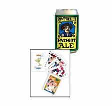 FAMILY GUY PAWTUCKET Patriot ALE PLAYING CARDS TIN